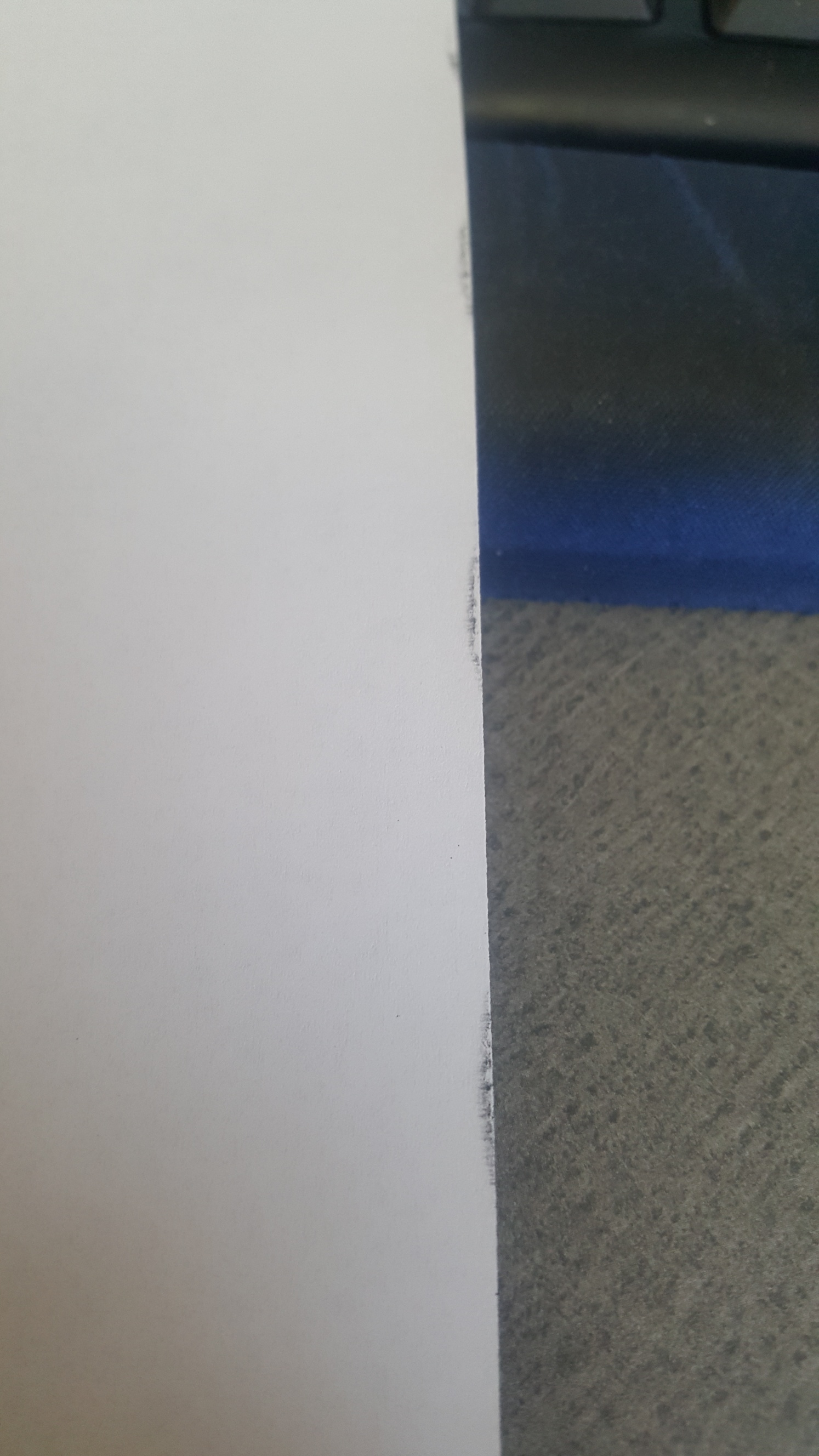 black marks on right edge of paper - HP Support Community - 6144046