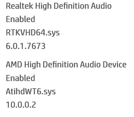 amd high definition audio device download