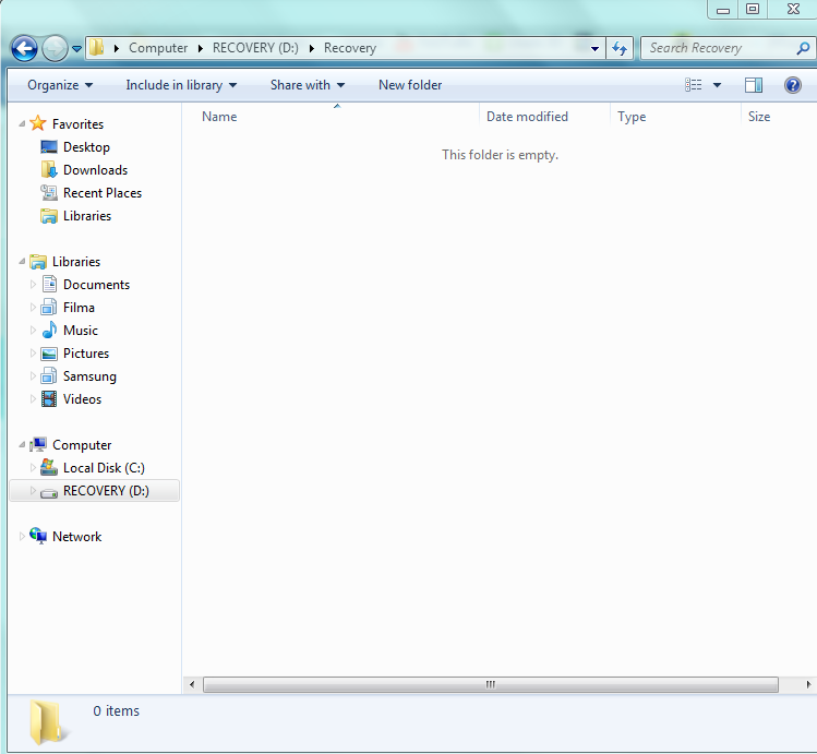 recovery partition 2