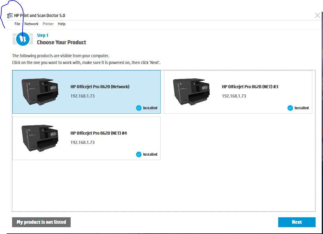 3 versions of Printer.JPG