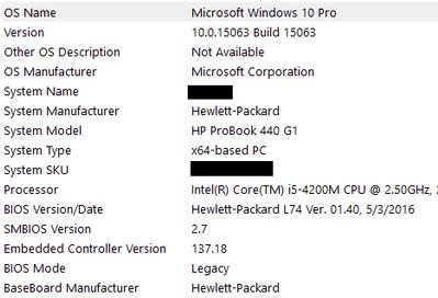 HP Probook 440 G1 Fingerprint not working in Windows 10 or 7 - HP