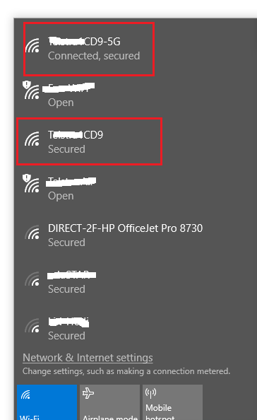 Solved: New router not connecting to printer with Wireless Wizard Se