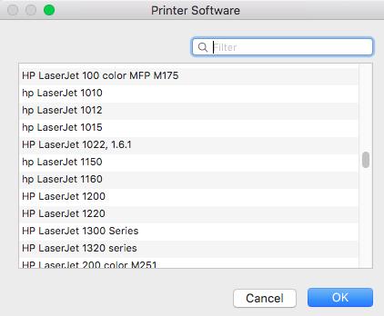 Mac Drivers For Hp Laserjet 1022