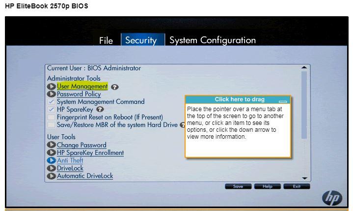 Hp bios admin password reset | HP Probook/Elitebook BIOS Password