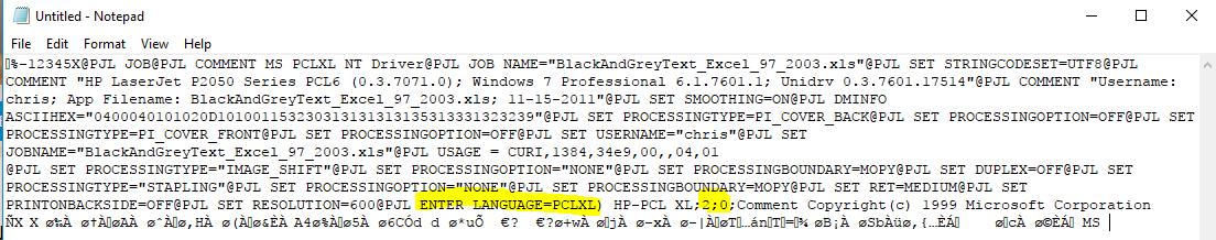 tanweidrag • Blog Archive • Pcl xl error when printing pdf