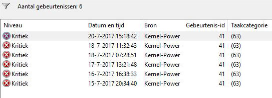 PC not shutting down the right way - HP Support Community