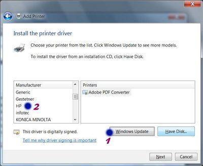 Solved: hp deskjet 840c driver for win7x64 hp support community.