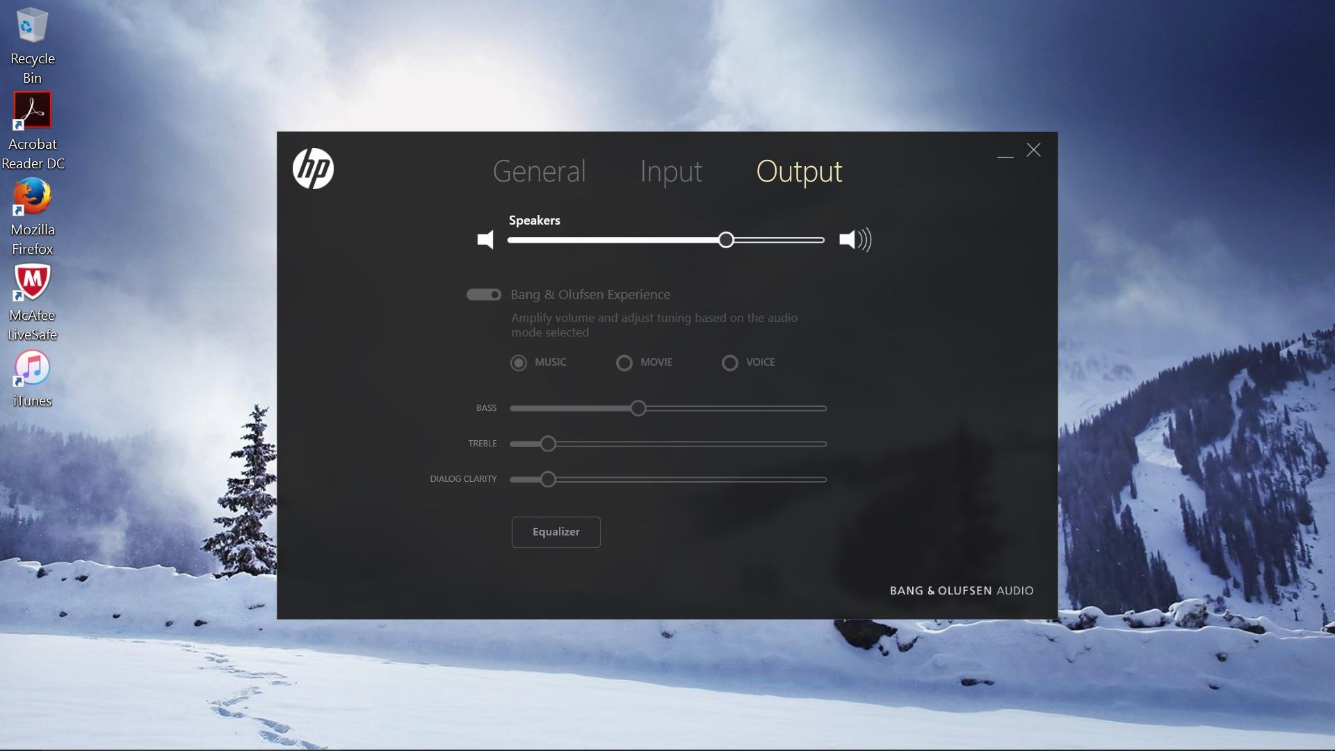 olufsen audio