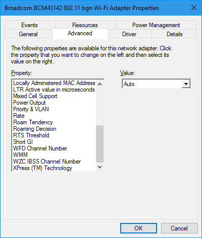 Broadcom Bcm43142 Driver Windows 10