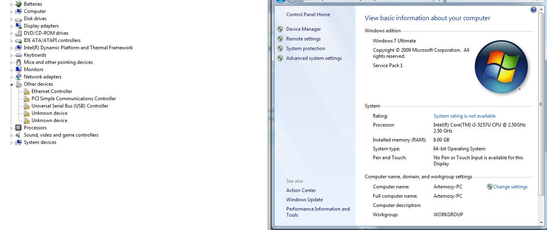 amd cpu drivers windows 7 64 bit