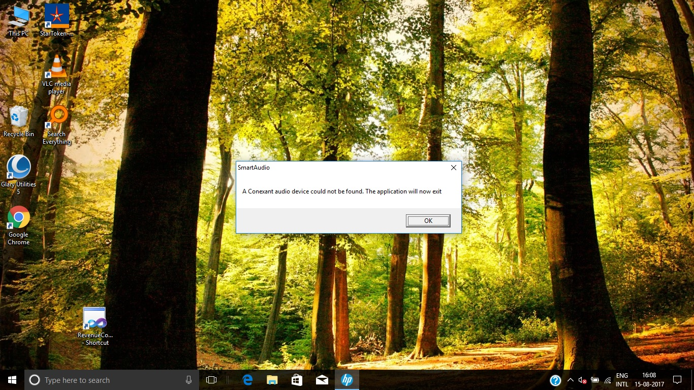 Conexant Audio Driver Update No sound - HP Support Community - 6269590