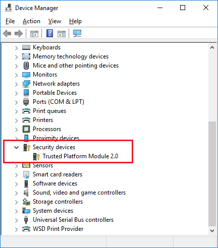 How enable device encryption on a 2017 Spectre x360 13 that     - HP