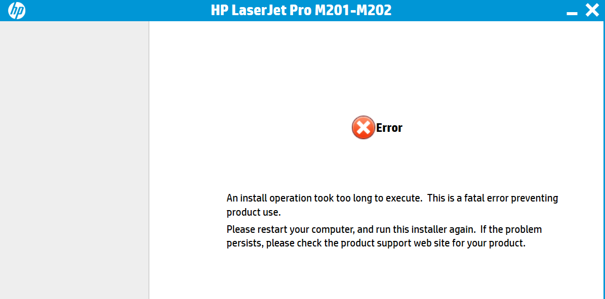Problems with Setup Wired and Wireless M201DW - HP Support Forum ...