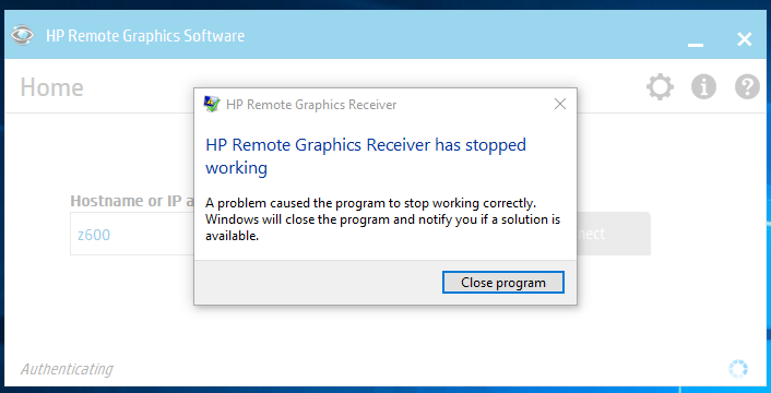 HP RGR stopped working.PNG