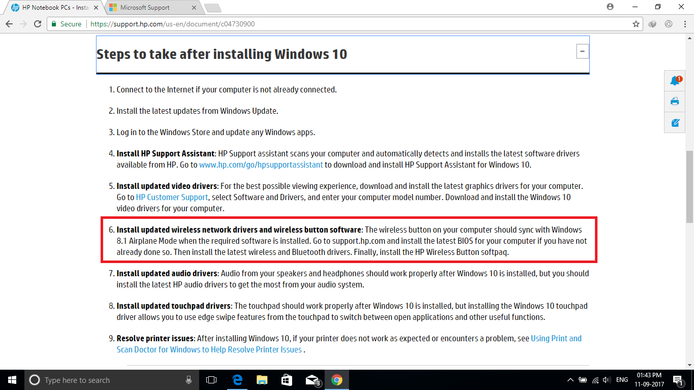 Windows 10 store does not work - How To Install Hp Wireless Button Softpaq In Pavilion Dv6 Hp Support Forum 6315264