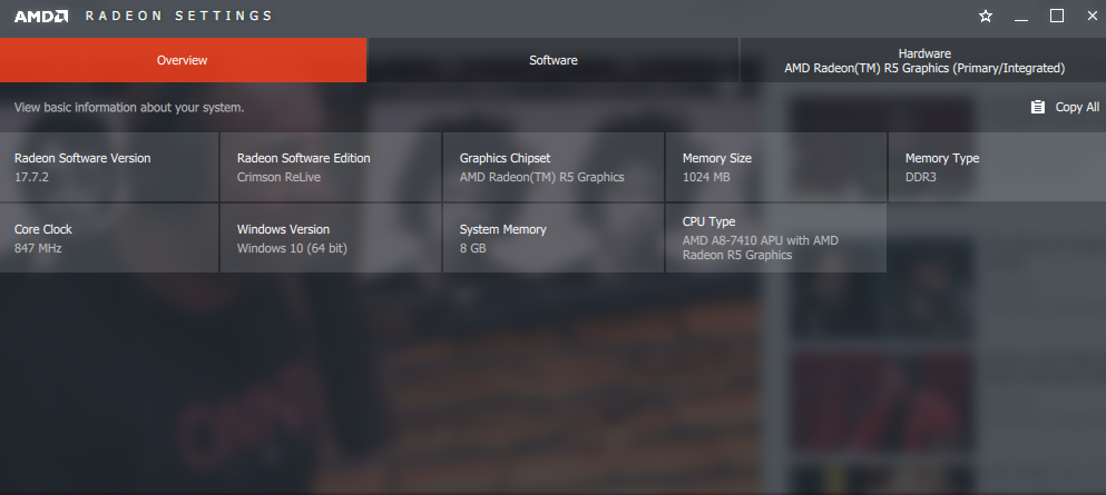 AMD Radeon™ R5 M430 Graphics (2 GB DDR3 dedicated) - Not wor    - HP