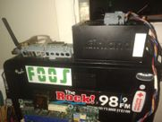 Picture #2 (Power button sitting on top of power supply)