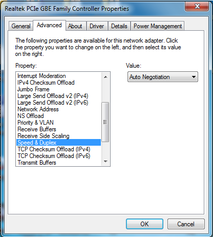 HP ProDesk 400 G3 MT at 1000Mbps in the network - HP Support