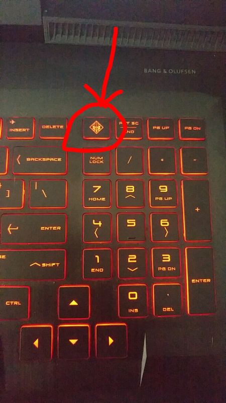 Opening Hp omen command center? - HP Support Community - 6394836