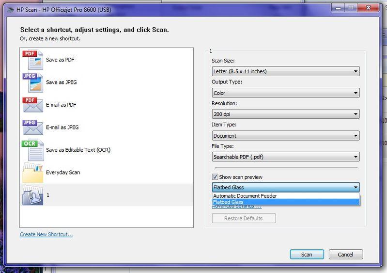 Solution Center 8600 Windows 7 32 bit - HP Support Community