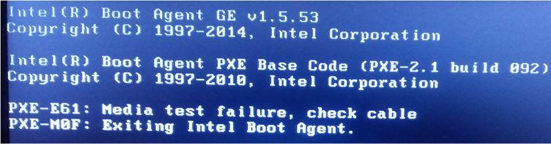 SMART Hard Disk Error & SMART Check : WARNING, Short DST : W