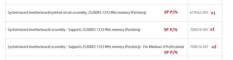 Z820 v1 and v2 motherboard SP PNs.jpg