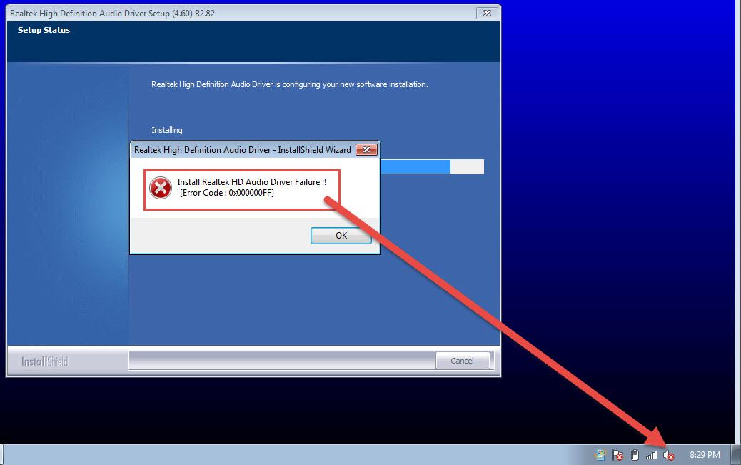 descarga del controlador http //www.realtek.com.tw/downloads