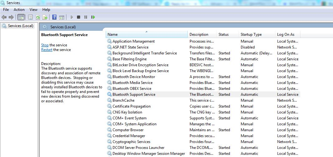 bluetooth peripheral device driver for windows 7 32 bit hp