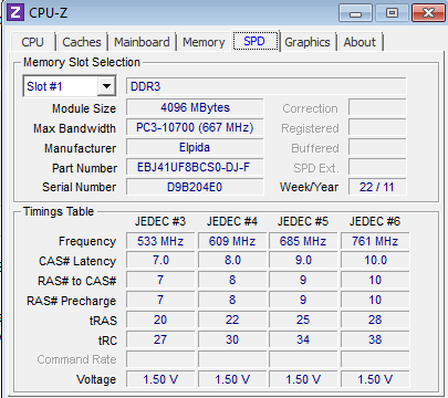 Solved: How do I find my computer's maximum ram speed? - HP Support
