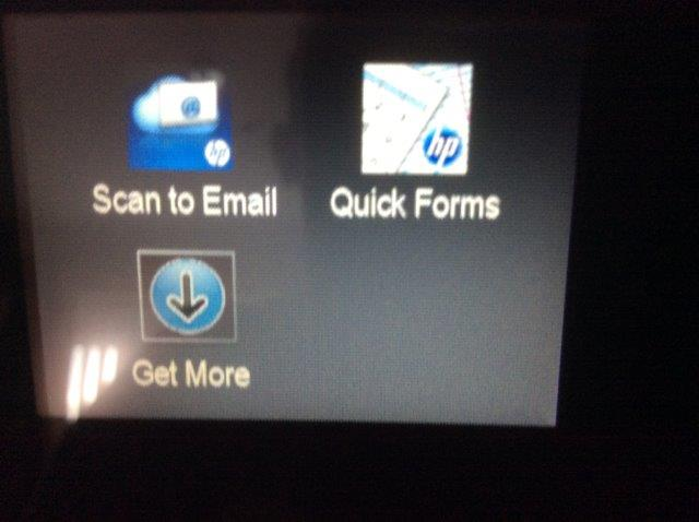 scan to email - HP Support Community - 6441277