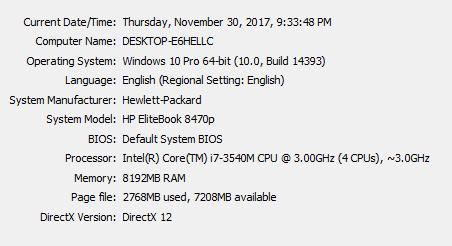 directx sound not working