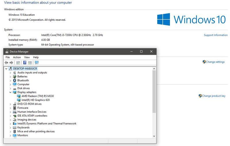 Amd radeon r5 m420 driver download for windows 10  AMD