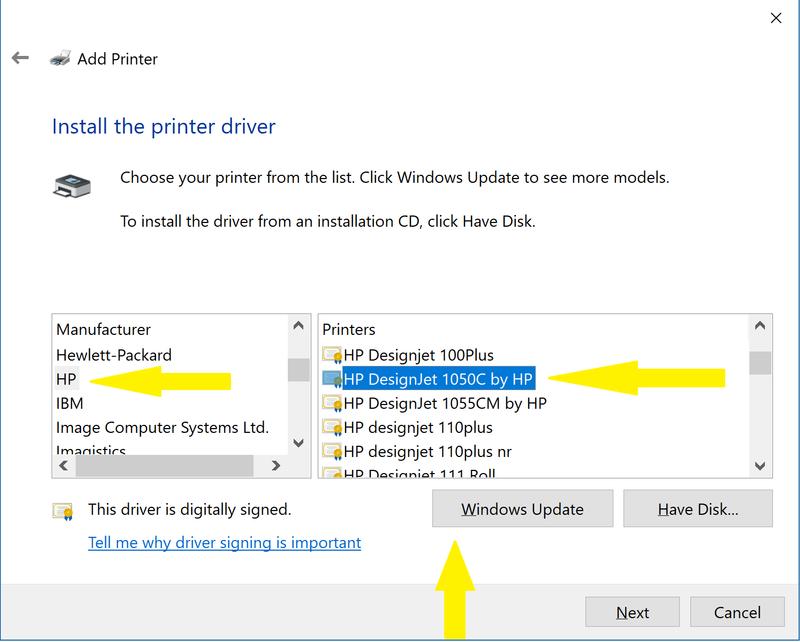 Hp (hewlett packard) designjet 1050c (1000) drivers download.