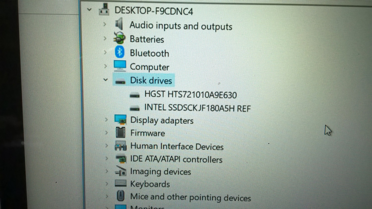 Solved: Changing the BIOS settings to boot from SSD, Envy x360 15z