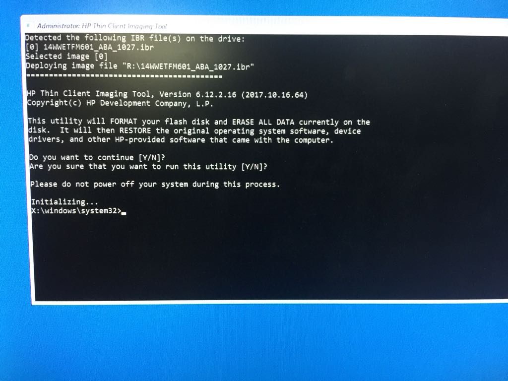 Windows 8 t520 Thin client failures / consistent crashes - HP