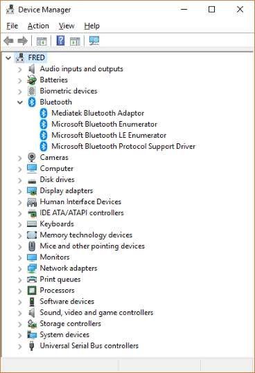 Mediatek Bluetooth Adaptor Mac