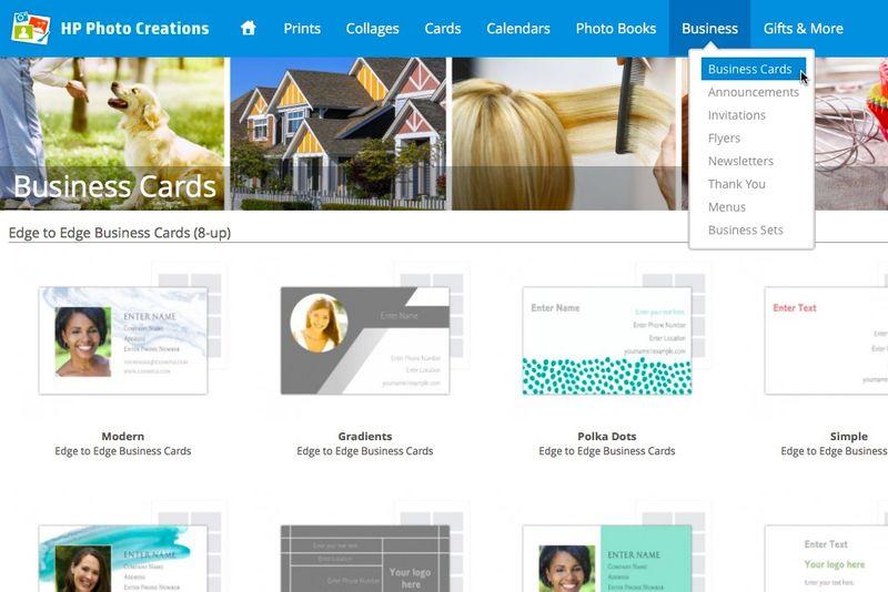 Solved Deskjet 3630 Problem Printing Avery C32011 Business Cards