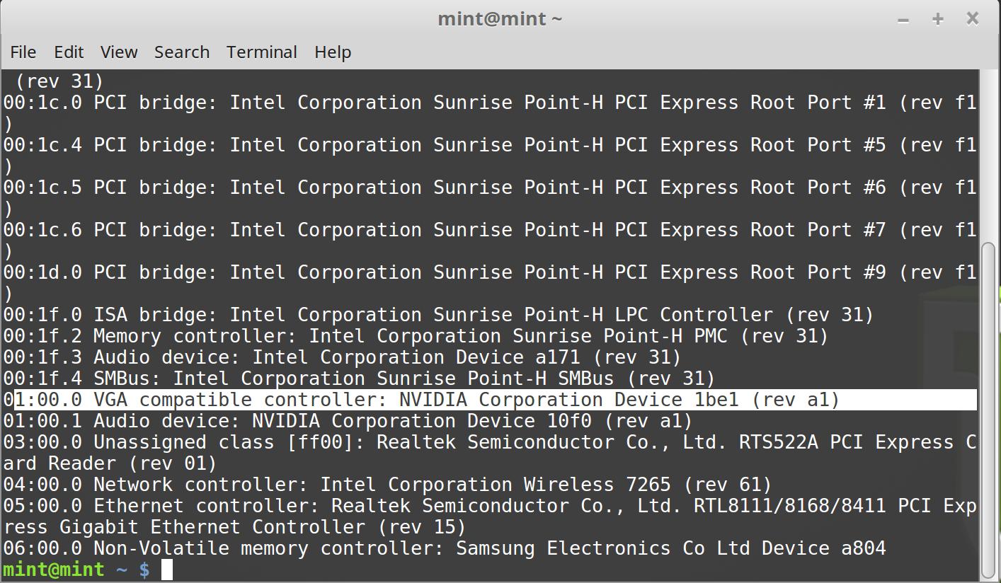 Smbus Linux