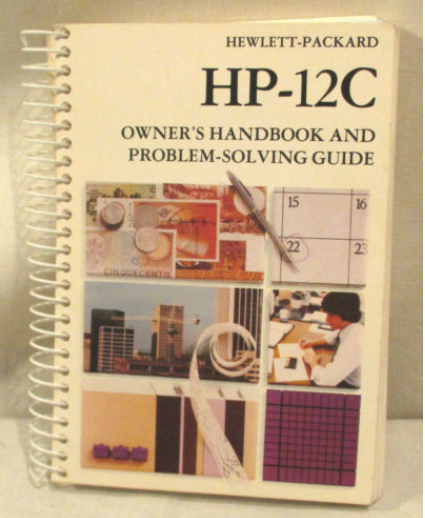 i need a printed instruction booklet for the 12c financial c hp rh h30434 www3 hp com HP 12C Scientific Calculator hp 12c user manual pdf