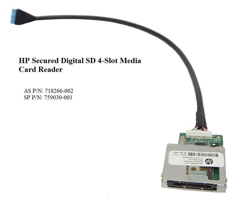HP Secured Digital SD 4-slot Media Card Reader 759030-001.jpg