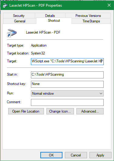 Solved: HP scan command line switches - HP Support Community - 6534281