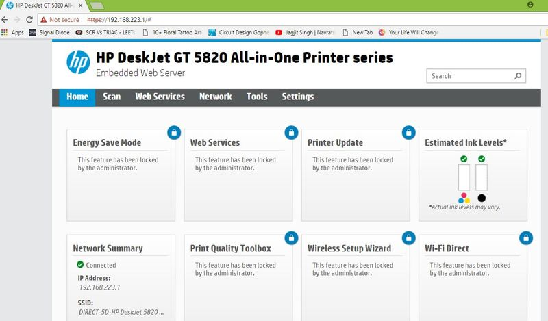 Printer Software and Drivers topics