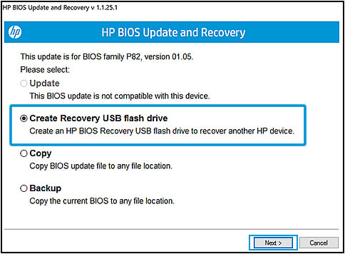 Bios Recovery 2