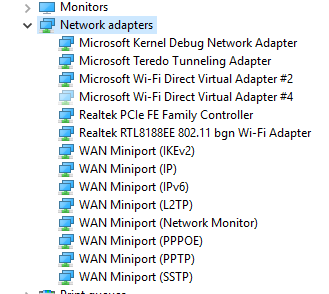 Solved: Bluetooth not showing up in device manager at all