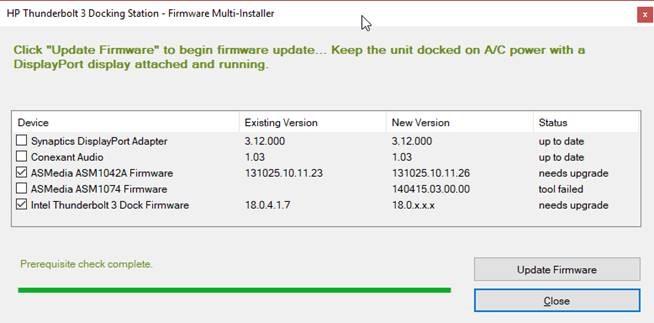 HP ZBook Thunderbolt3 USB ports lagging - HP Support Community - 6528405