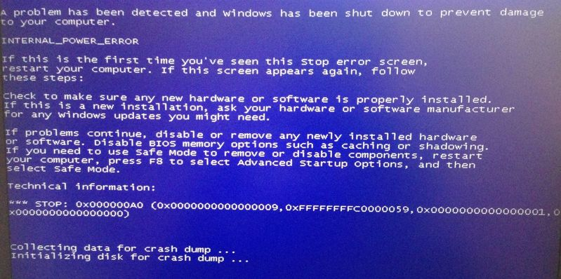 memory management bsod win 7