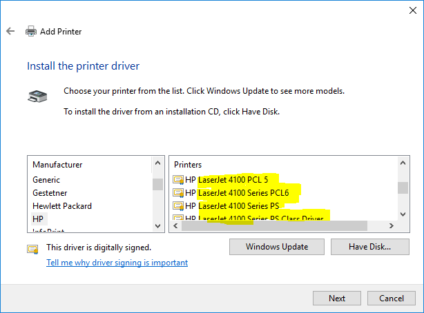 HP LaserJet 1300 PCL 6 Driver Download 64 Bit - Getpczone