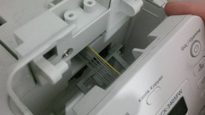 5. remove cable