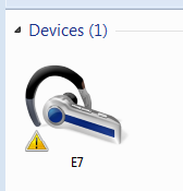 Cowin E7 Wireless Bluetooth Headphone won't connect to Dell     - HP