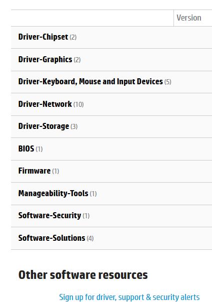 sound driver for windows 10 64 bit hp
